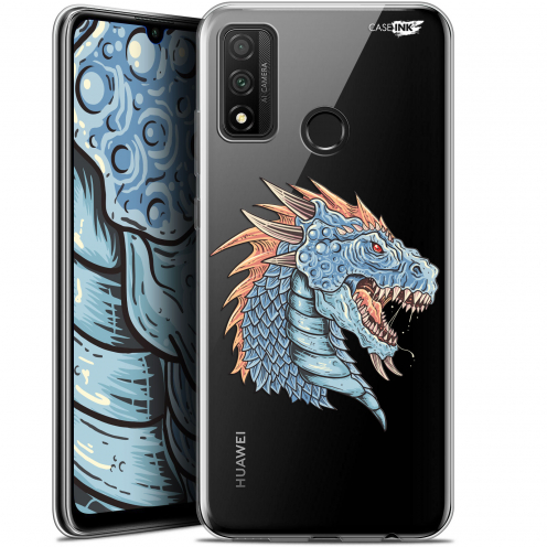 "Carcasa Gel Extra Fina Huawei P Smart 2020 (6.2"") Design Dragon Draw"