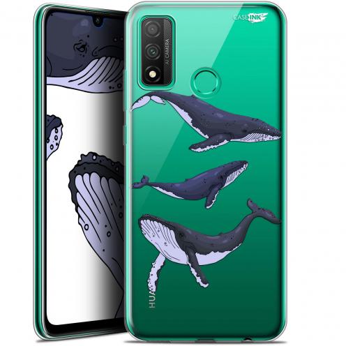 "Carcasa Gel Extra Fina Huawei P Smart 2020 (6.2"") Design Les 3 Baleines"
