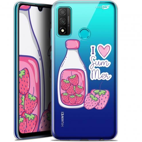 "Carcasa Gel Extra Fina Huawei P Smart 2020 (6.2"") Design Milky Summer"