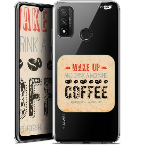 "Carcasa Gel Extra Fina Huawei P Smart 2020 (6.2"") Design Wake Up With Coffee"