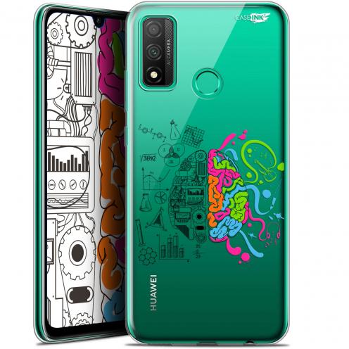 """Carcasa Gel Extra Fina Huawei P Smart 2020 (6.2"""") Design Le Cerveau"""