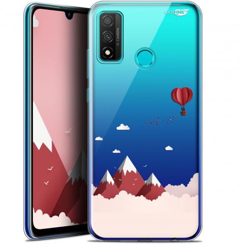 """Carcasa Gel Extra Fina Huawei P Smart 2020 (6.2"""") Design Montagne En Montgolfière"""