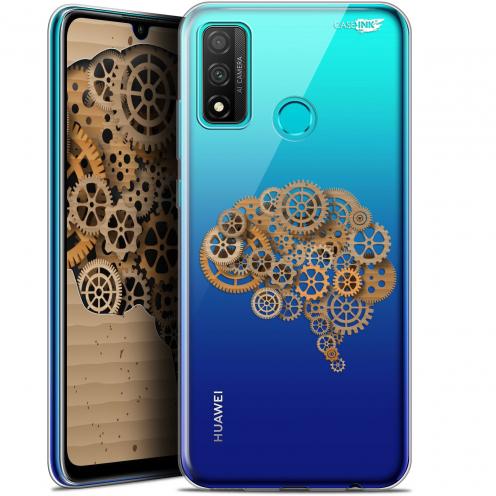 "Carcasa Gel Extra Fina Huawei P Smart 2020 (6.2"") Design Mécanismes du Cerveau"