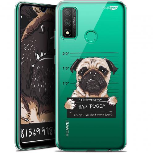 "Carcasa Gel Extra Fina Huawei P Smart 2020 (6.2"") Design Beware The Puggy Dog"