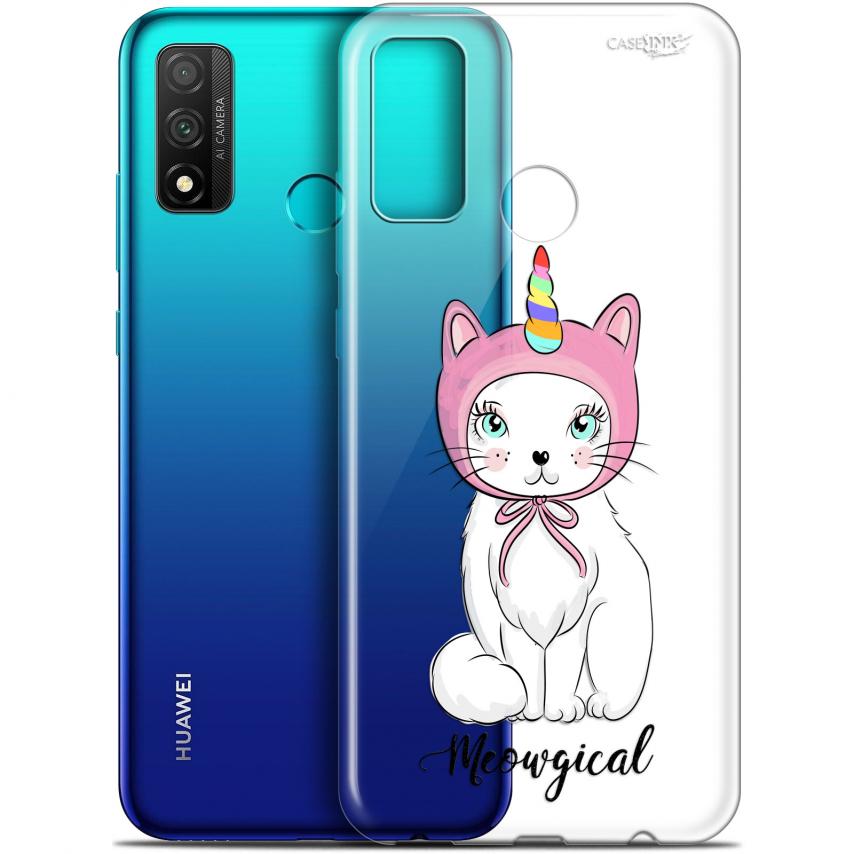 "Carcasa Gel Extra Fina Huawei P Smart 2020 (6.2"") Design Ce Chat Est MEOUgical"