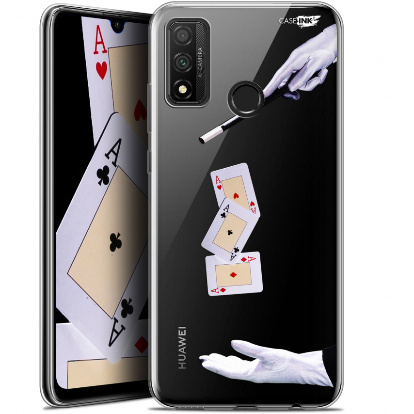 "Carcasa Gel Extra Fina Huawei P Smart 2020 (6.2"") Design Cartes Magiques"
