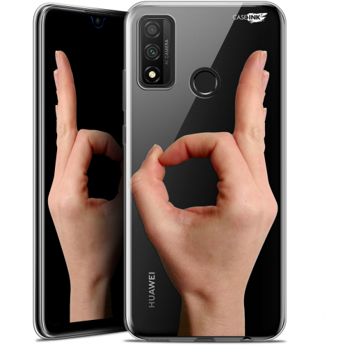 "Carcasa Gel Extra Fina Huawei P Smart 2020 (6.2"") Design Le Jeu du Rond"