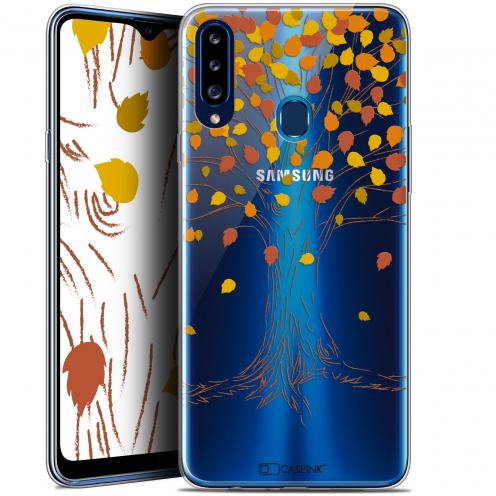 "Carcasa Gel Extra Fina Samsung Galaxy A20s (6.5"") Autumn 16 Tree"