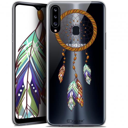 "Carcasa Gel Extra Fina Samsung Galaxy A20s (6.5"") Dreamy Attrape Rêves Shine"