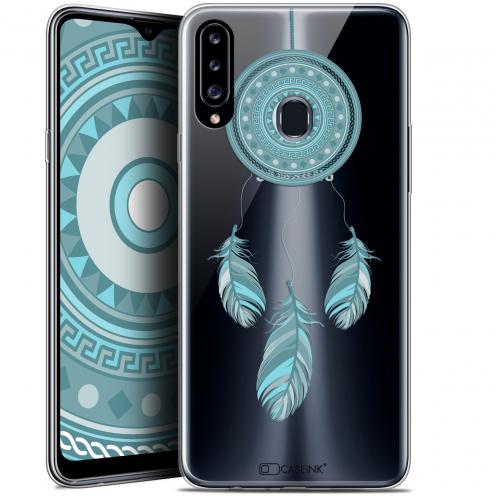"Carcasa Gel Extra Fina Samsung Galaxy A20s (6.5"") Dreamy Attrape Rêves Blue"