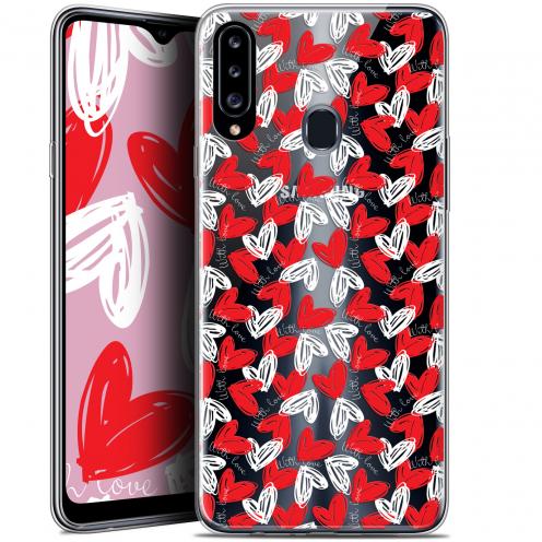 "Carcasa Gel Extra Fina Samsung Galaxy A20s (6.5"") Love With Love"