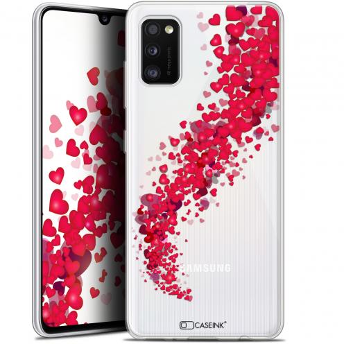 "Carcasa Gel Extra Fina Samsung Galaxy A41 (6.1"") Love Tornado"