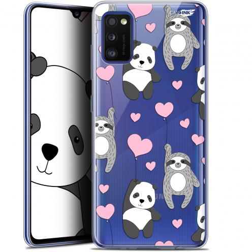 "Carcasa Gel Extra Fina Samsung Galaxy A41 (6.1"") Design Panda'mour"