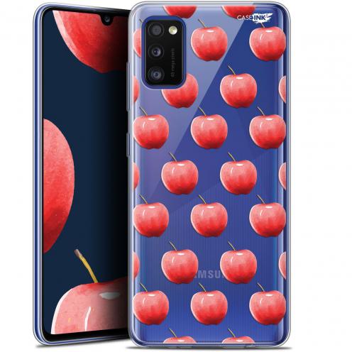 "Carcasa Gel Extra Fina Samsung Galaxy A41 (6.1"") Design Cerises"