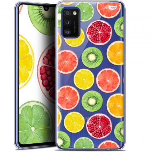 """Carcasa Gel Extra Fina Samsung Galaxy A41 (6.1"""") Design Fruity Fresh"""