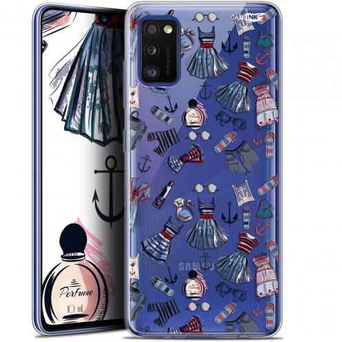 """Carcasa Gel Extra Fina Samsung Galaxy A41 (6.1"""") Design Fashionista"""