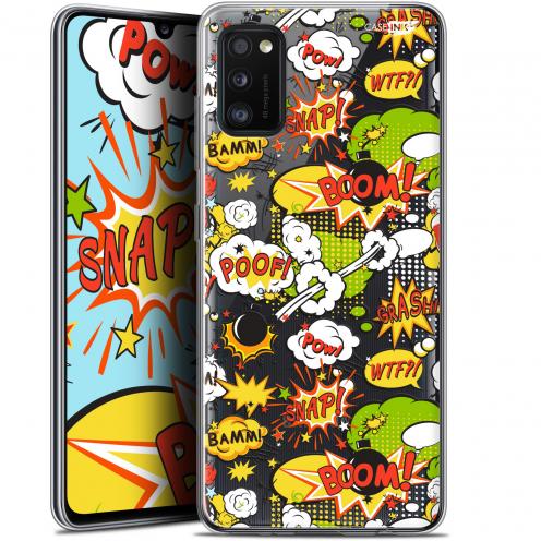"Carcasa Gel Extra Fina Samsung Galaxy A41 (6.1"") Design Bim Bam Boom"
