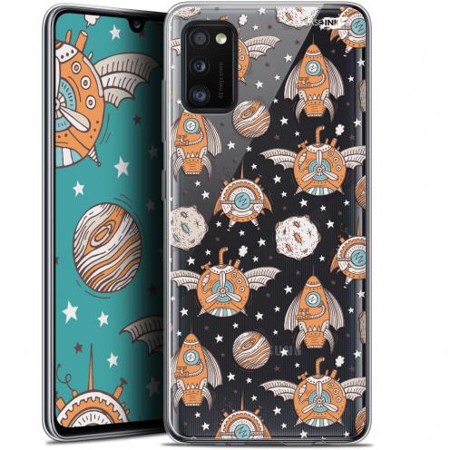"Carcasa Gel Extra Fina Samsung Galaxy A41 (6.1"") Design Punk Space"