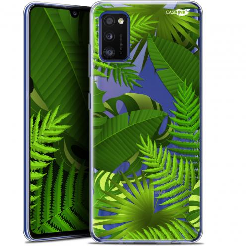 "Carcasa Gel Extra Fina Samsung Galaxy A41 (6.1"") Design Plantes des Tropiques"