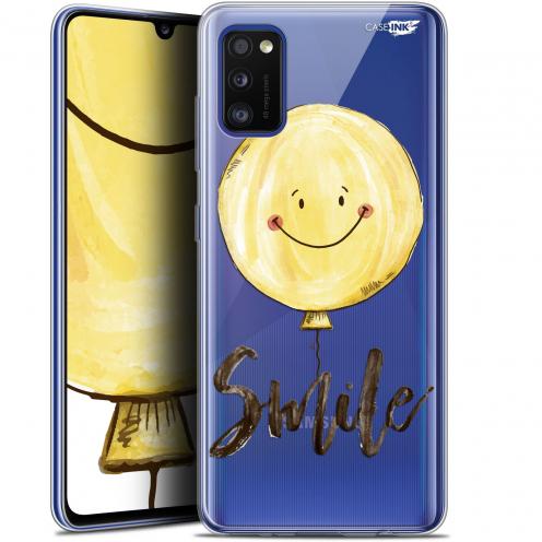 """Carcasa Gel Extra Fina Samsung Galaxy A41 (6.1"""") Design Smile Baloon"""