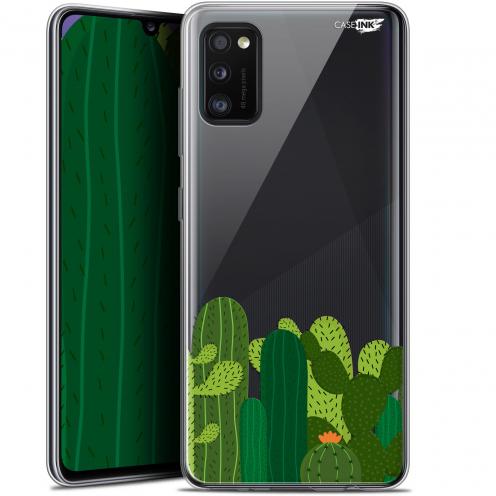 "Carcasa Gel Extra Fina Samsung Galaxy A41 (6.1"") Design Cactus"