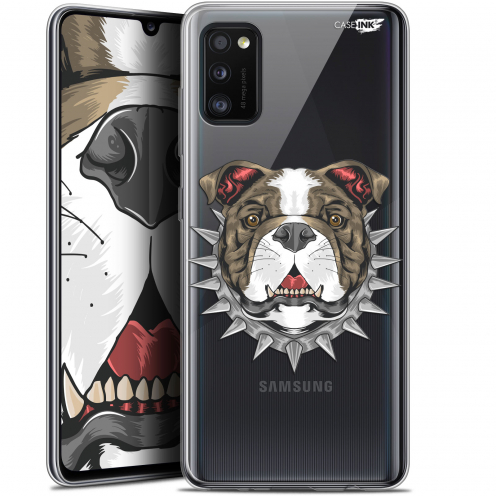 "Carcasa Gel Extra Fina Samsung Galaxy A41 (6.1"") Design Doggy"