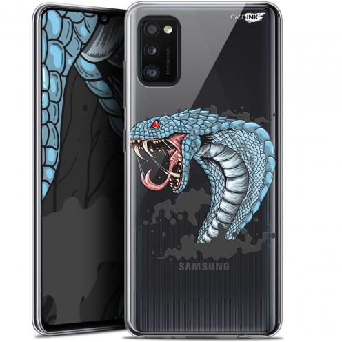 "Carcasa Gel Extra Fina Samsung Galaxy A41 (6.1"") Design Cobra Draw"