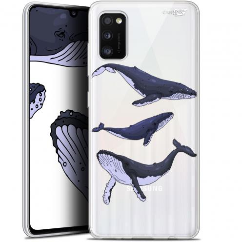 "Carcasa Gel Extra Fina Samsung Galaxy A41 (6.1"") Design Les 3 Baleines"