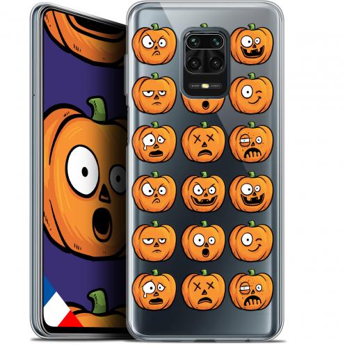 "Carcasa Gel Extra Fina Xiaomi Redmi Note 9S (6.67"") Halloween Cartoon Citrouille"