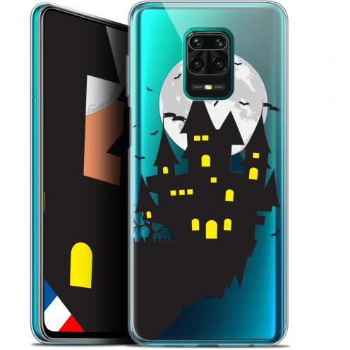 "Carcasa Gel Extra Fina Xiaomi Redmi Note 9S (6.67"") Halloween Castle Dream"