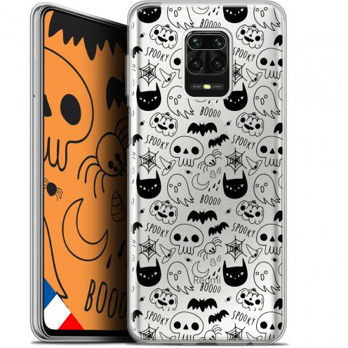 "Carcasa Gel Extra Fina Xiaomi Redmi Note 9S (6.67"") Halloween Spooky"