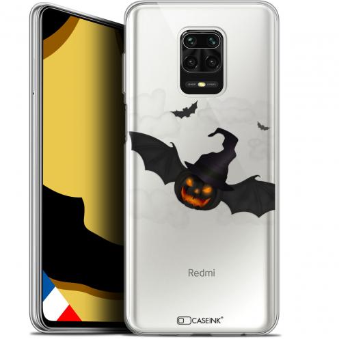 "Carcasa Gel Extra Fina Xiaomi Redmi Note 9S (6.67"") Halloween Chauve Citrouille"