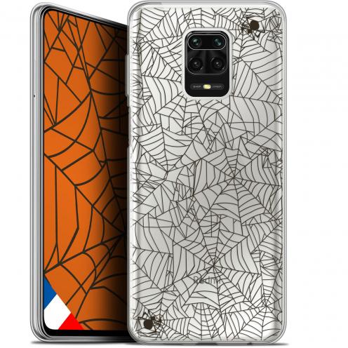 "Carcasa Gel Extra Fina Xiaomi Redmi Note 9S (6.67"") Halloween Spooky Spider"