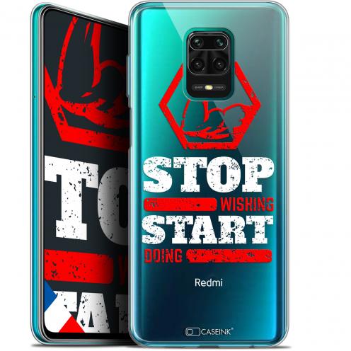 "Carcasa Gel Extra Fina Xiaomi Redmi Note 9S (6.67"") Quote Start Doing"