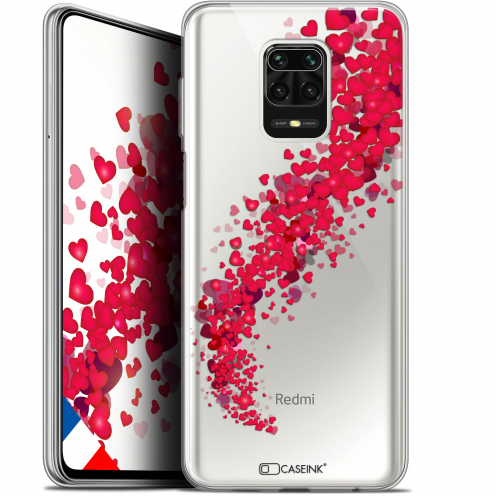 "Carcasa Gel Extra Fina Xiaomi Redmi Note 9S (6.67"") Love Tornado"