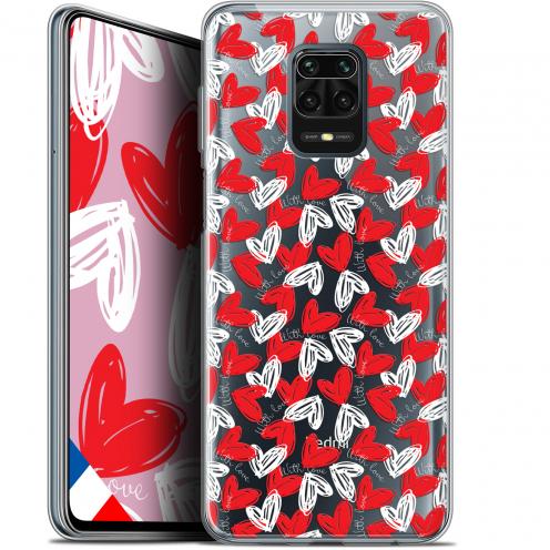 "Carcasa Gel Extra Fina Xiaomi Redmi Note 9S (6.67"") Love With Love"