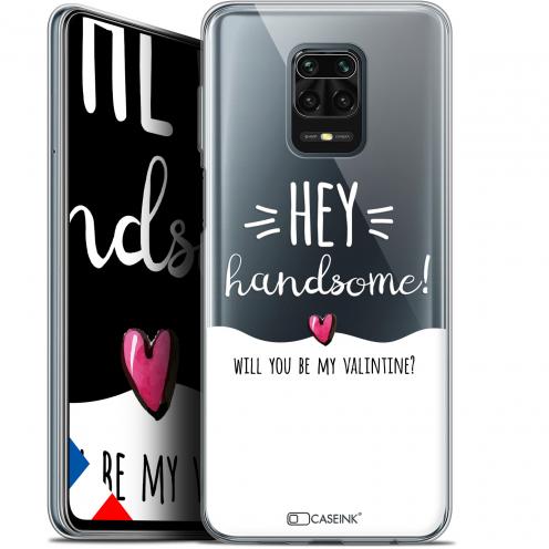 "Carcasa Gel Extra Fina Xiaomi Redmi Note 9S (6.67"") Love Hey Handsome !"