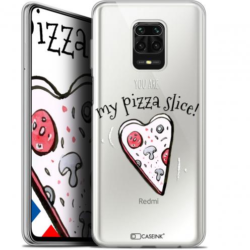 "Carcasa Gel Extra Fina Xiaomi Redmi Note 9S (6.67"") Love My Pizza Slice"