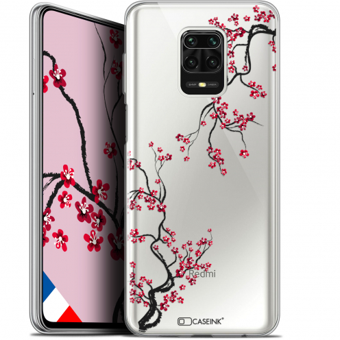 "Carcasa Gel Extra Fina Xiaomi Redmi Note 9S (6.67"") Summer Sakura"