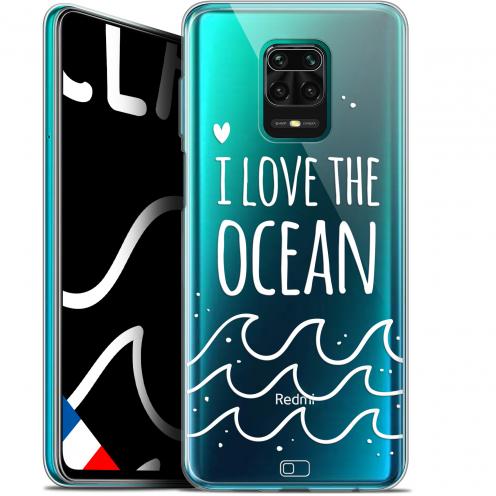 "Carcasa Gel Extra Fina Xiaomi Redmi Note 9S (6.67"") Summer I Love Ocean"