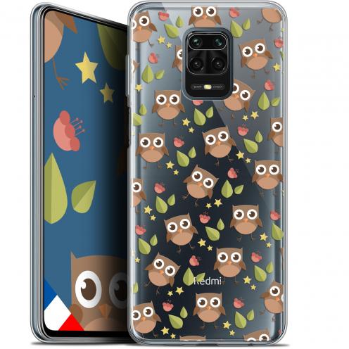 "Carcasa Gel Extra Fina Xiaomi Redmi Note 9S (6.67"") Summer Hibou"