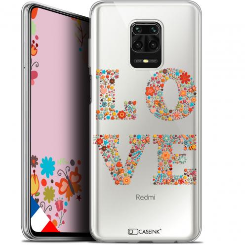 "Carcasa Gel Extra Fina Xiaomi Redmi Note 9S (6.67"") Summer Love Flowers"