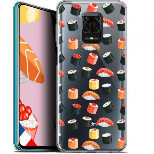 "Carcasa Gel Extra Fina Xiaomi Redmi Note 9S (6.67"") Foodie Sushi"