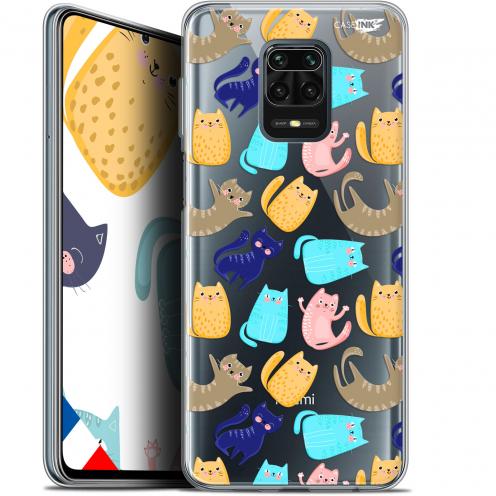 """Carcasa Gel Extra Fina Xiaomi Redmi Note 9S (6.67"""") Design Chat Danse"""