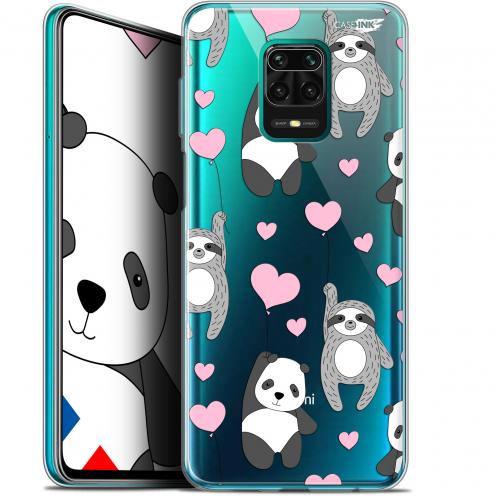 "Carcasa Gel Extra Fina Xiaomi Redmi Note 9S (6.67"") Design Panda'mour"