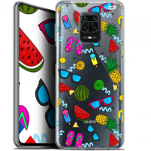 "Carcasa Gel Extra Fina Xiaomi Redmi Note 9S (6.67"") Design Summers"