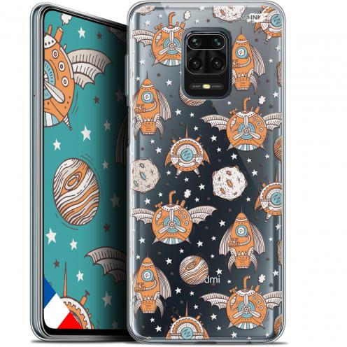 """Carcasa Gel Extra Fina Xiaomi Redmi Note 9S (6.67"""") Design Punk Space"""