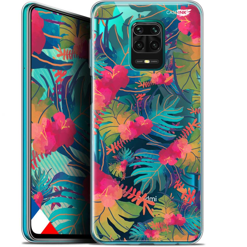 "Carcasa Gel Extra Fina Xiaomi Redmi Note 9S (6.67"") Design Couleurs des Tropiques"