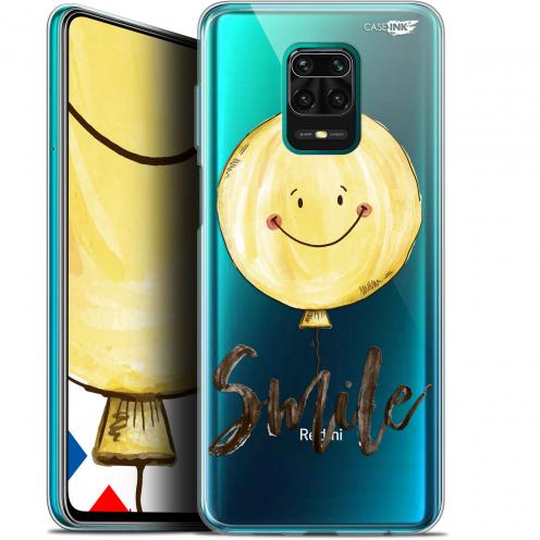 """Carcasa Gel Extra Fina Xiaomi Redmi Note 9S (6.67"""") Design Smile Baloon"""
