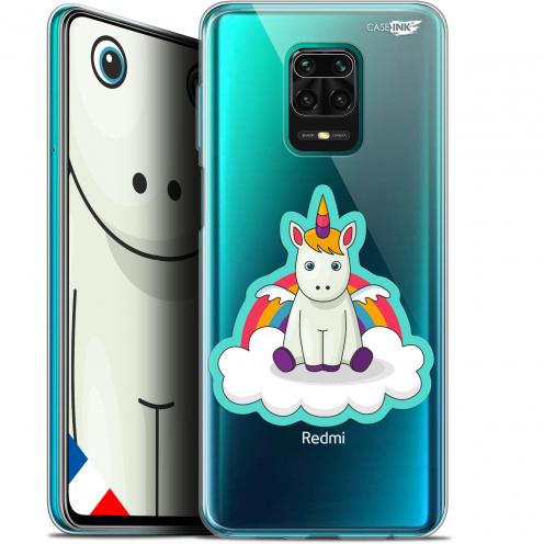 "Carcasa Gel Extra Fina Xiaomi Redmi Note 9S (6.67"") Design Bébé Licorne"